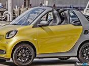 Arriva smart fortwo cabrio ReportMotori.it