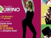 Claudia Gerini torna amore teatro (@TeatroQuirino)