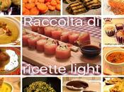 Raccolta ricette light post feste