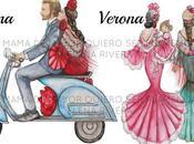 Elena Rivera, Dolce Gabbana collezione italo-spagnola Mamá Quiero Flamenca