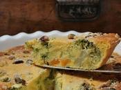 Clafoutis Broccoli, Zucca Patate