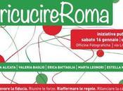 gennaio #ricuciAMO Roma