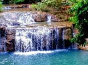 cartolina Kanchanaburi: Parco delle Cascate Erawan!