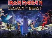"""IRON MAIDEN: arrivo videogioco """"Iron Maiden: Legacy Beast"""""""