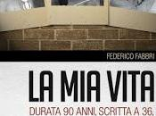 """Intervista Pietro Bonis Federico Fabbri, autore libro vita durata anni, scritta finita scrivere 37""""."""