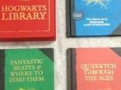 Biblioteca Hogwarts. animali fantastici, Quidditch attraverso secoli Fiabe Beda Bardo