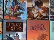 Shannara Chronicles, libri tratta serie