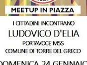 MeetUp Piazza Ludovico D'Elia, Portavoce Comune Torre Greco (Na)