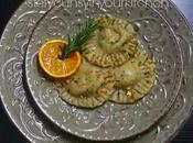 Ravioli solina ceci d'arancio