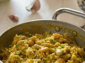 Riso integrale zucca mantovana fagioli cannellini curry