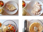salsa crostini pollo sottaceti