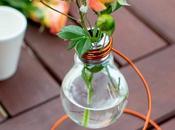 Crea vaso design lampadine esauste