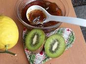 Confettura kiwi limoni alla Ferber