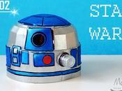 Star Wars: maschera R2-D2