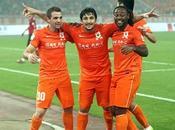 Champions League, turni preliminari: Shandong Luneng straripante, gioiscono thailandesi