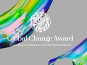 Global Change Award, moda sostenibile