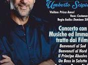 Maestro Umberto Scipione concerto Civitavecchia