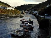 Boscastle, fiordo della Cornovaglia