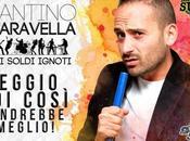 Santino Caravella Soldi Ignoti parte nuovo tour nazionale
