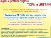 Legumi proteine vegetali Tofu Seitan!