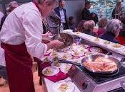 """""""Cucinare"""" alla Fiera Pordenone, degustazioni show cooking (dal """"Corriere Nazionale"""")"""