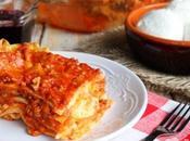 Lasagne ricce Mozzarella Bufala
