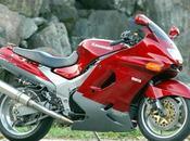 Kawasaki ZZ-R 1100 Quarter
