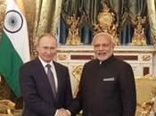 fattore energetico nella partnership strategica India Russia