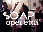 Intervista Amani Salama Enza Gioi spettacolo Soap Operetta: storia della saponificatrice Coreggio