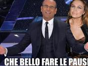 Lady commentasse Sanremo
