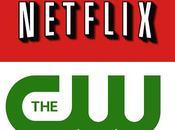 Netflix facce fumetto televisivo.