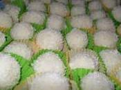 Bonbon cocco ricotta