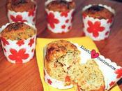 Muffin salati pomodoro, mozzarella origano