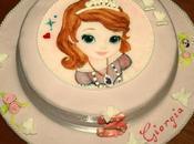 Principessa Sofia cake Giorgia, principessina anni
