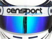 Arai GP-6 N.Evancich 2015 Censport Graphics
