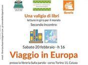 VALIGIA LIBRI resoconto VIAGGIO EUROPA