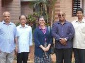 Vice Rettore della Pontificia Università Urbaniana Prof. Dott. Lorella Congiunti visita agli Istituti Affiliati India febbraio 2016