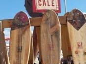 Bancale: Skate legno recupero!