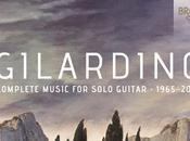 Brilliant Classics pubblica l'integrale della musica Gilardino