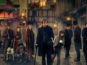 Dickensian, serie-tv mashup capolavori grande scrittore inglese Dickens
