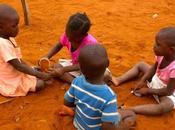 Africa, bimbo, sofferenza