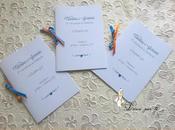 """Libretti messa """"10° anniversario matirmonio"""""""