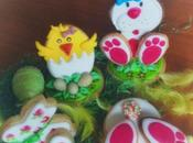 biscotti decorati Pasqua
