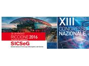 XIII Congresso SICSeG maggio 2016 Riccione Palazzo Congressi