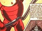 Marvel vintage flexo blue blaze