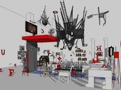 Stanze: l'architettura degli interni vita quotidiana