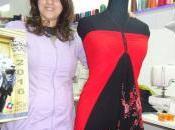 Giusy Crivello, moda Spagna cuore