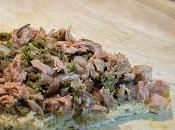 panino nello zaino: trito tonno, capperi acciughe