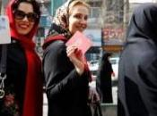Iran donne hanno paura