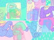 ILLUSTRAZIONE: colori pastello Meredith Bardo
